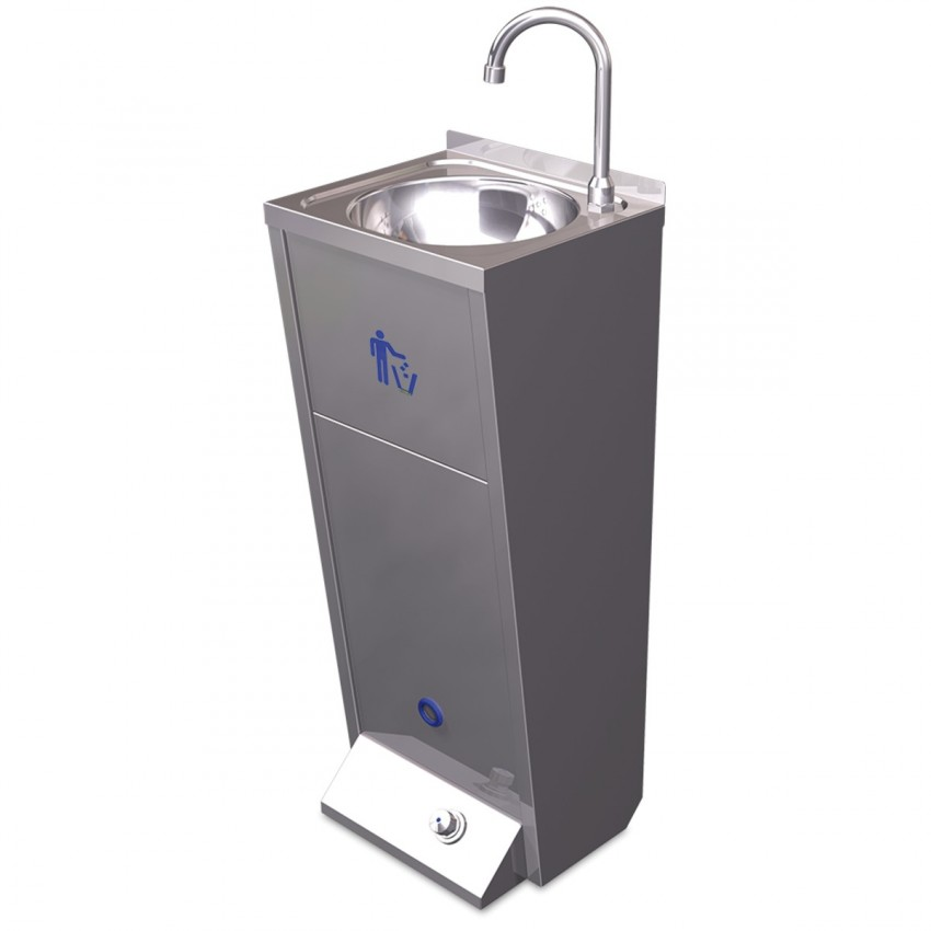 Lavamanos XS con pulsador FI061426