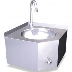 Lavamanos  XS de esquina pulsador rodilla FI061424