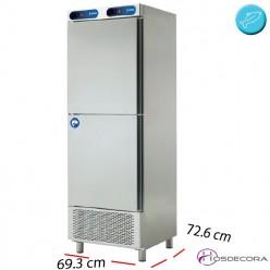 Armario de pescado refrigerado - 537 L- 429 W