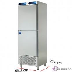 Armario refrigerado departamento de pescado - 600 L- 1055 W