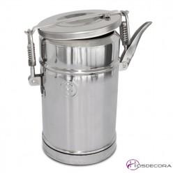 Contenedor isotermo inox 10 o 25 litros