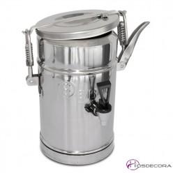 Contenedor isotermo con grifo 10 o 25 litros