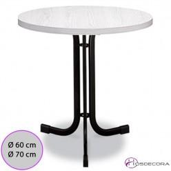 Mesa para bar redonda econmica Alonso