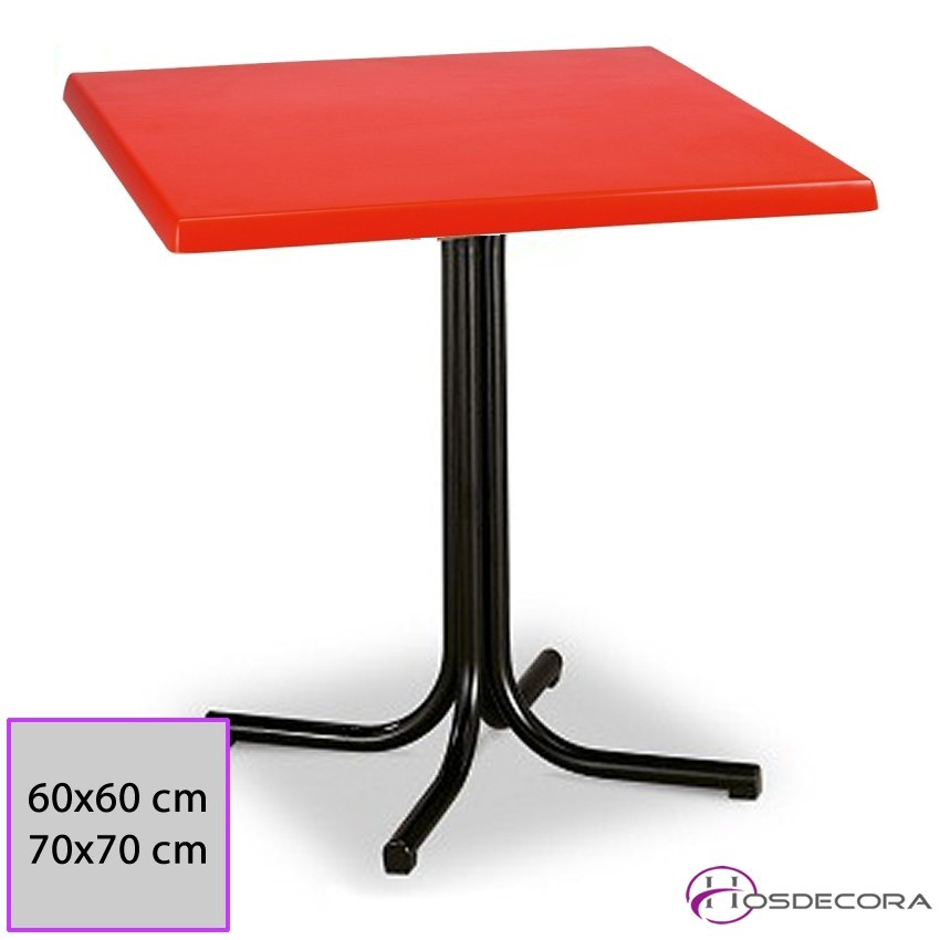 Mesa de bar MR300 -SM 60 cm