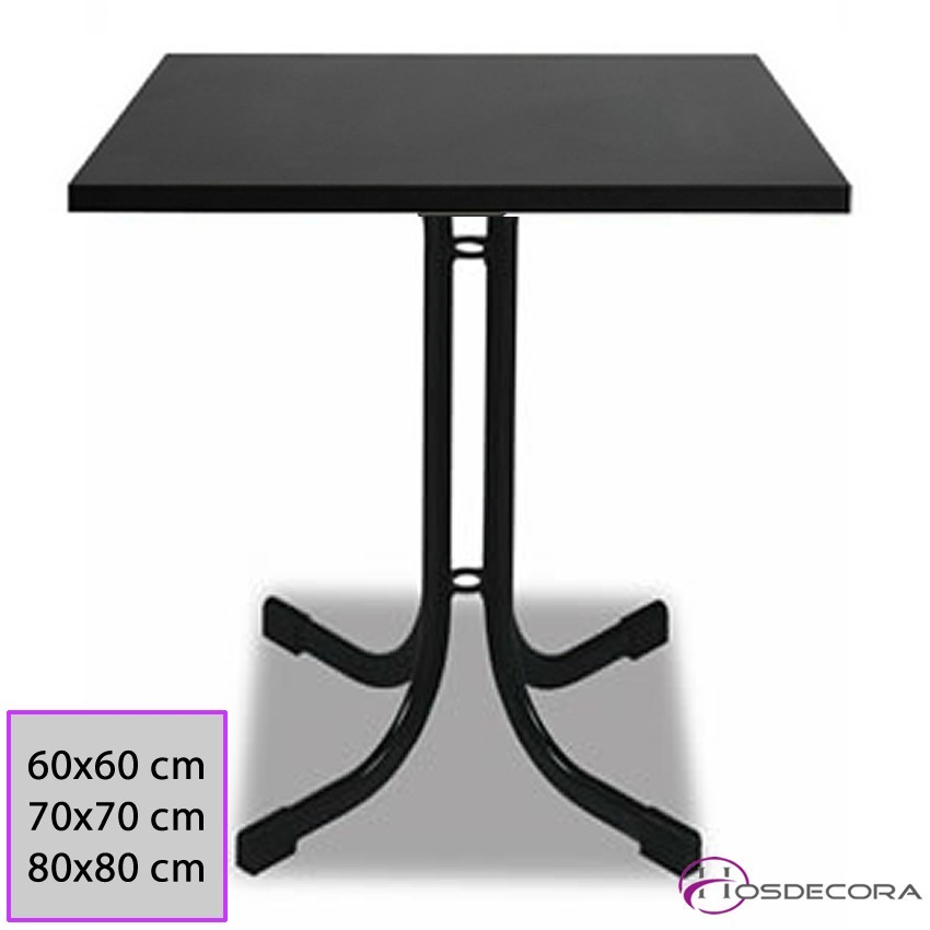 Mesa de bar MR319 -Melamina 60x60