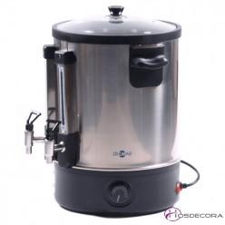 Termo calentador de leche 2 grifos