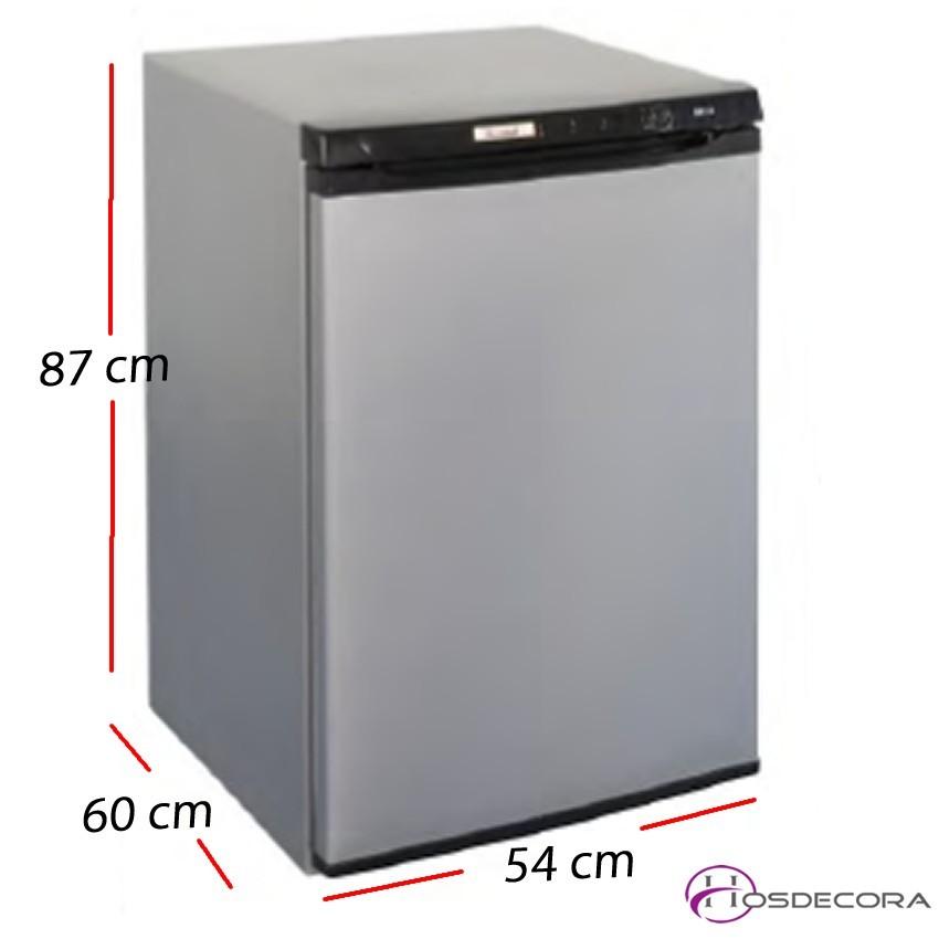 Congelador puerta opaca  62 L - 120 W
