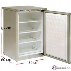 Armario congelador puerta opaca  84 L - 146 W