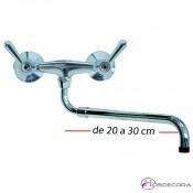 Grifo de caño extraíble 34-548080