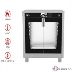 Fermentadora Calor seco-Húmedo 8 Guias 60x40 - 1400W-F608
