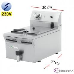 Freidora Cocina 8L.  4.5 Kw. Monofásica- ELF-31EM
