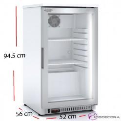 Expositor Frío Sobremostrador 52x94 cm- 151 W - DEC-520