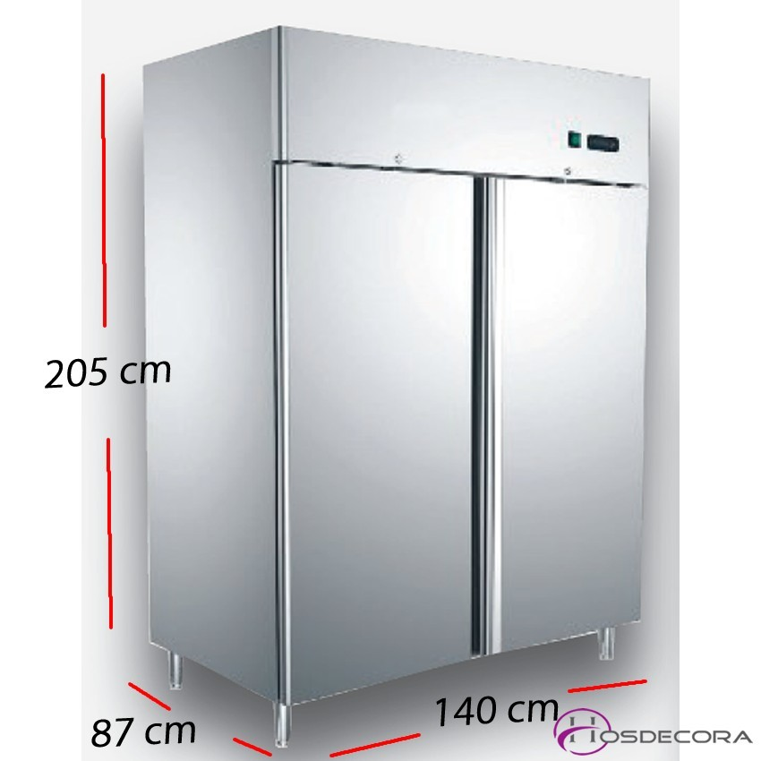 Armario refrigerado de pescado 3 P- 1400 L- 570 W
