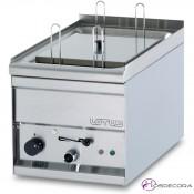 Cuece pastas y verduras 2.83 kW 10 litros 4 cestas