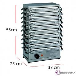 Calentador platos eléctrico 1400W