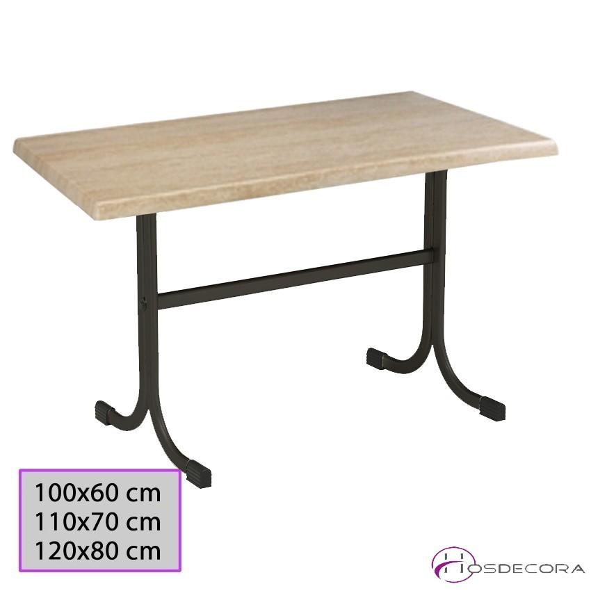 Mesa rectangular de cafetería SM ABERIN
