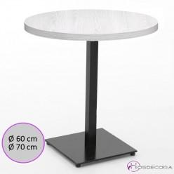 Mesa para Bar EXTREMADURA Tablero Melamina Ø 60 cm