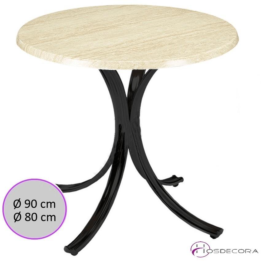 Mesa de Cafetería de Werzalit 80 cm - CANGAS