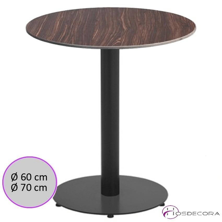 Mesa para Bar Tablero Compac redondo - UIXO
