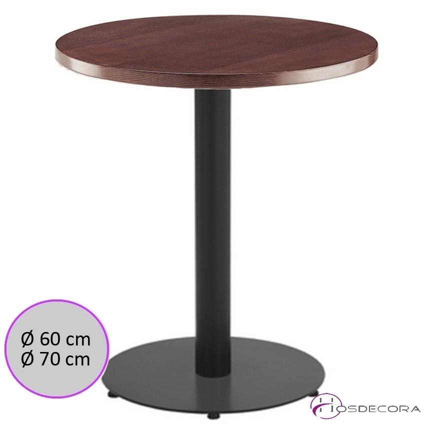 Mesa para Bar Tablero Melamina redonda - GENIL