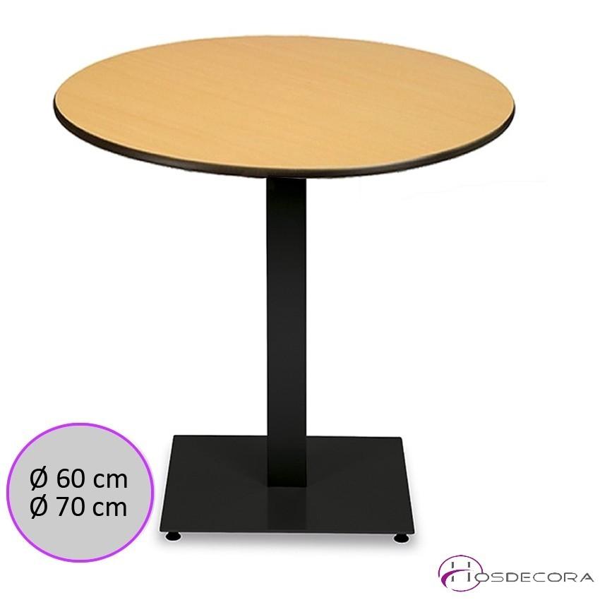 Mesa para Bar MOAÑA Tablero Compac Ø60 cm