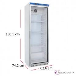 Armario Inox congelador 350 L. 60x58.5 cm - ANS-401-I