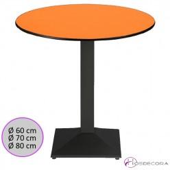 Mesa redonda Compact para bar SOTILLO