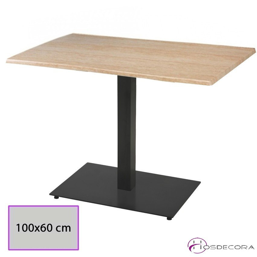 Mesa de bar Tablero 100x60 cm. SM -JEREZ