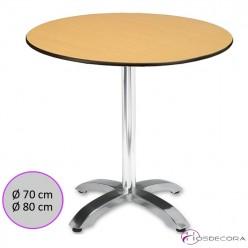 Mesa terraza redonda tablero Compact  - TERROBA