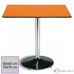 Mesa de bar Tablero 60x60 cm Compacto- BERENGUER