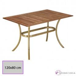 Mesa de restaurante tablero SM terrazas
