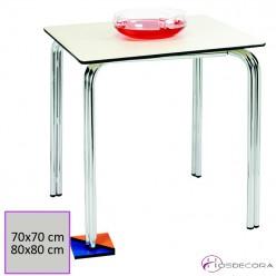 Mesa apilable tablero Compact de terraza VILLOTA