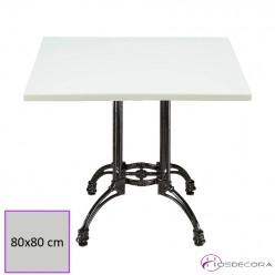 Mesa de Bar en Melamina 80 x80 cm - BENICARLO