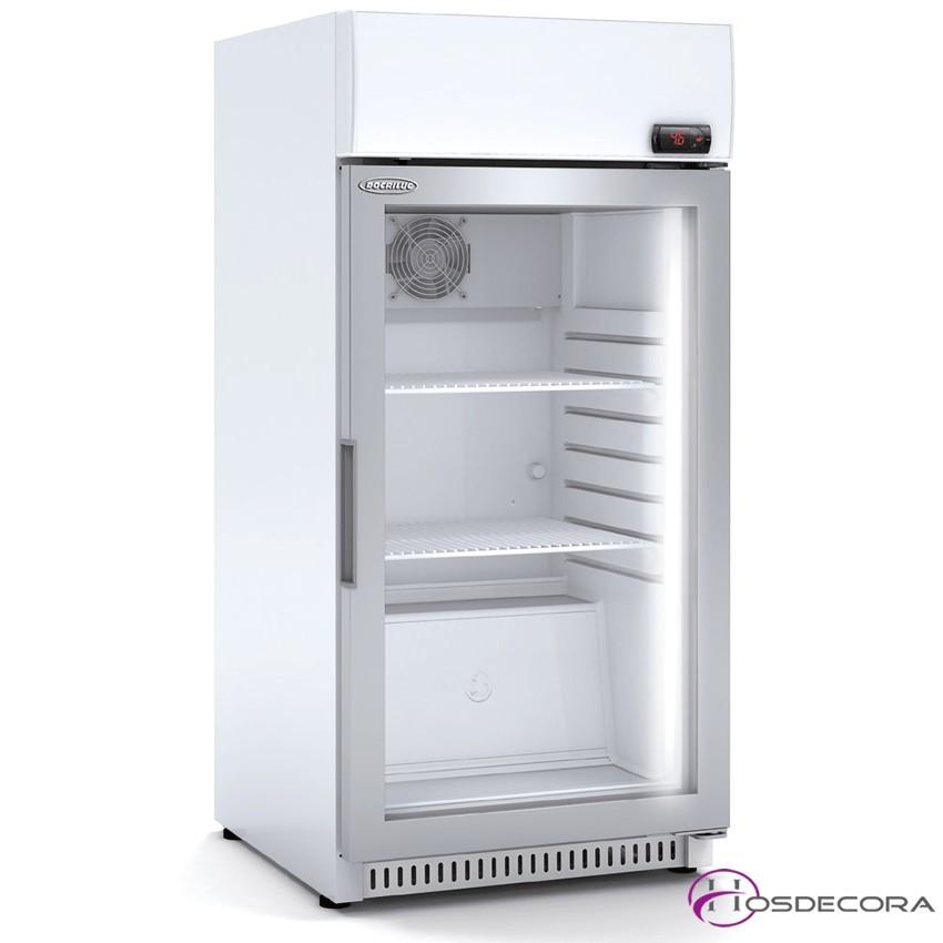 Expositor refrigerado sobre-mostrador 115L