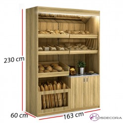 Mueble panadero