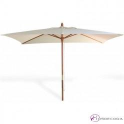 Sombrilla de Terraza MISLATA de 3 x 2 m. Madera