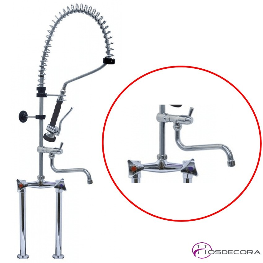 Grifo de ducha monobloc dos aguas 34-548814
