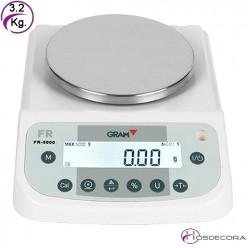 Balanza de precisión FR-500 gramos -(0.001 gramos)