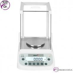 Balanza de precisión FR-320 gramos -(0.001 gramos)