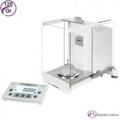 Balanza de precisión FV-120 120 gramos -(0.1mg)