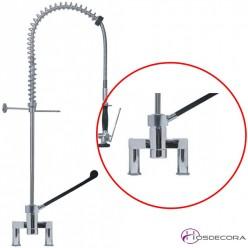 Grifo de ducha monomando mezclador 34-547345