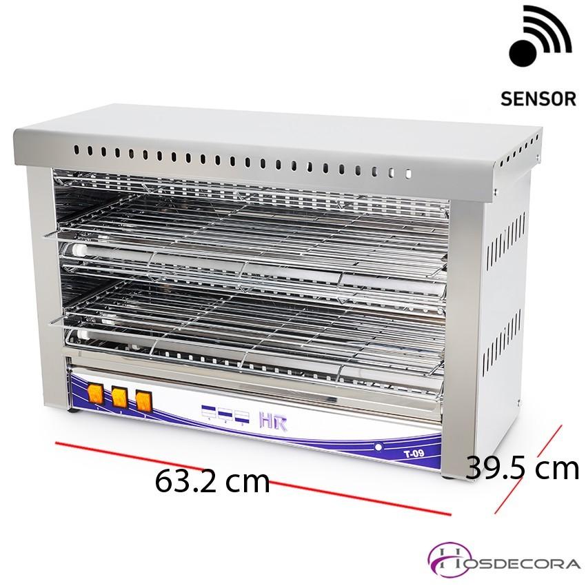 Tostador Doble Sensor inteligente - 63.2x39.5 - 4.2 KW.