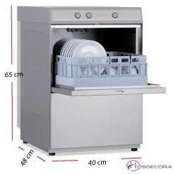 Cámara de frío 2 puerta Inox 675 W- ARCH-1202