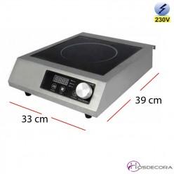 Cocina de inducción control analógico 3.5kW