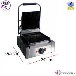 Grill eléctrico ECO 29x39.5 cm - 1.8kW