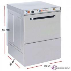 Lavavajillas para cocinas 50x50- Altura útil 32.5 cm. 47-CH500