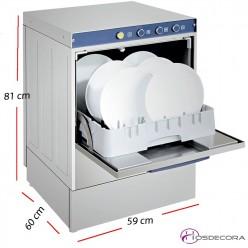 Lavaplatos para cocinas 50x50- Altura útil 32. cm. 47-Cordoba50