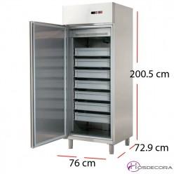 Armario refrigerado conservación de Pescado 490W
