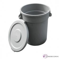 Cubo de desperdicios de 80 o 120 litros
