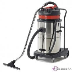 Aspirador profesional de polvo y líquidos 70L 2000W